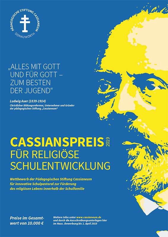 Plakat Cassians-Preis